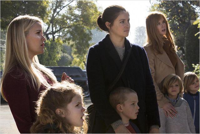 Photo Nicole Kidman, Reese Witherspoon, Shailene Woodley