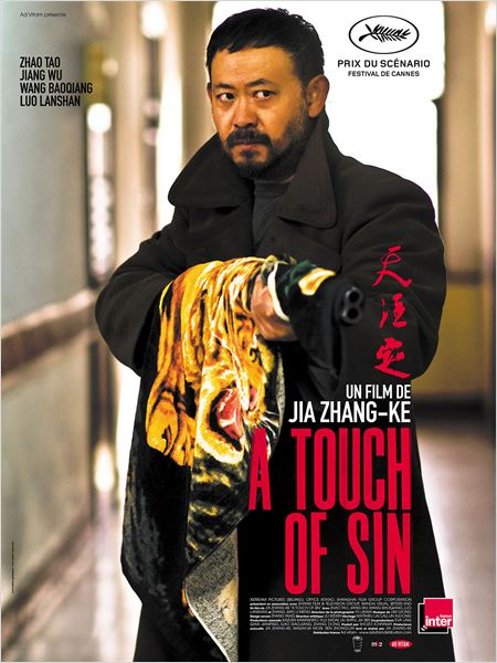 A Touch of Sin : Affiche