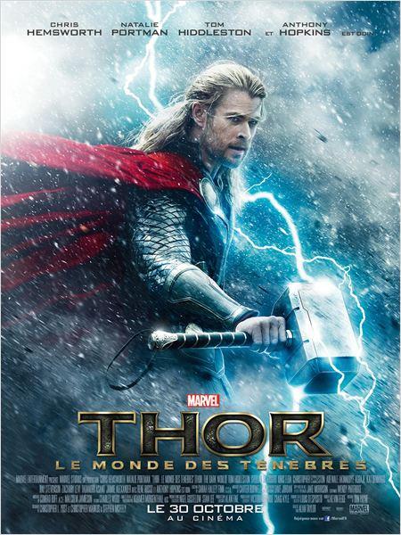 Thor : Le Monde des ténèbres : Affiche