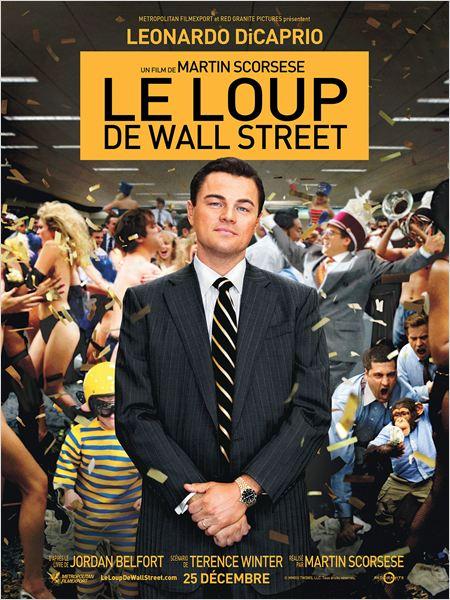 Le Loup de Wall Street : Affiche