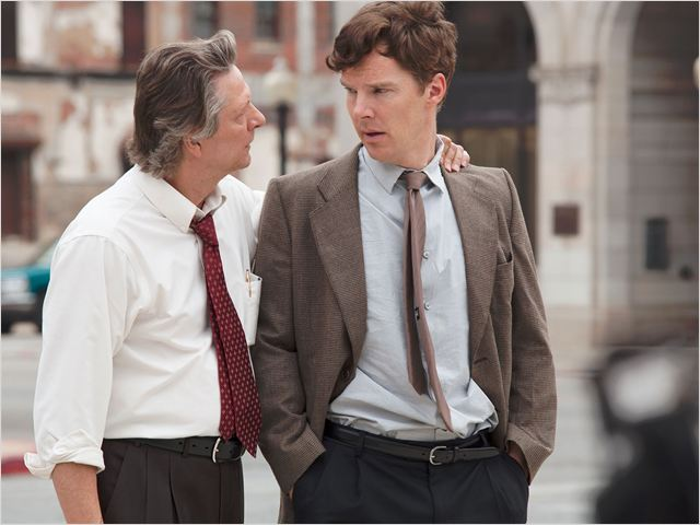 Un été à Osage County : Photo Benedict Cumberbatch, Chris Cooper
