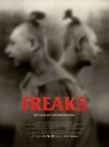 Résultats de recherche d'images pour «Freaks film allocine»