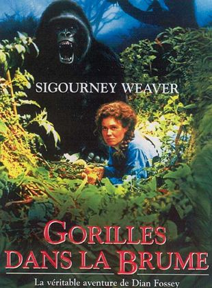 Gorilles Dans La Brume Film : gorilles, brume, Gorilles, Brume, AlloCiné