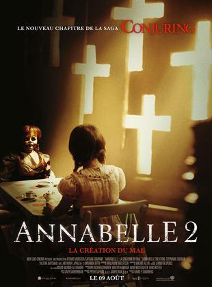 Annabelle 1 En Francais Complet : annabelle, francais, complet, Annabelle, Création, AlloCiné