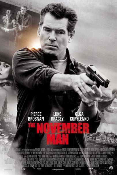 The November Man [Blu-Ray 720p] [MULTI]