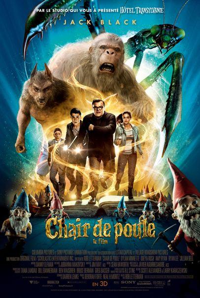 Chair de Poule - Le film [Blu-Ray 720p] [MULTI]