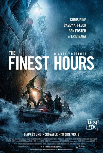 The Finest Hours [BRRiP] TrueFrench