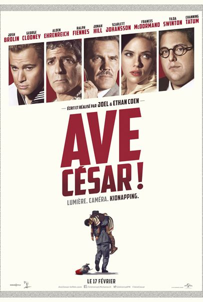 Ave, César! [BRRiP] [MULTI]
