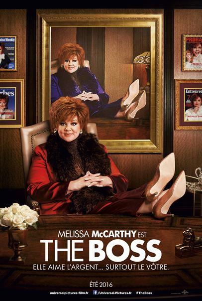 The Boss [Blu-Ray 720p] Francais