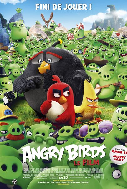 Angry Birds - Le Film [BDRip] TrueFrench