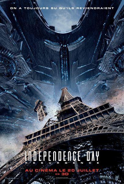 Independence Day : Resurgence [HDRip] TrueFrench