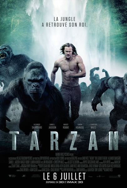 Tarzan [BDRip] TrueFrench