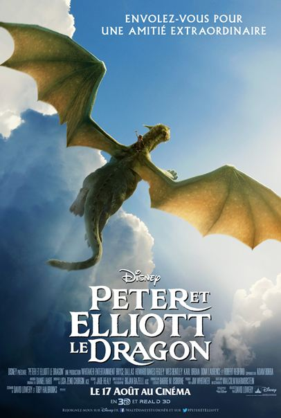 Peter et Elliott le dragon [TS] TrueFrench