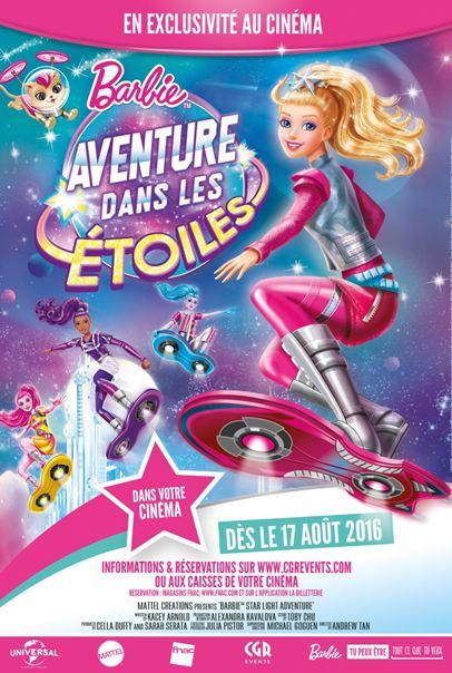 Barbie - Aventure dans les étoiles [DVDRiP] Francais