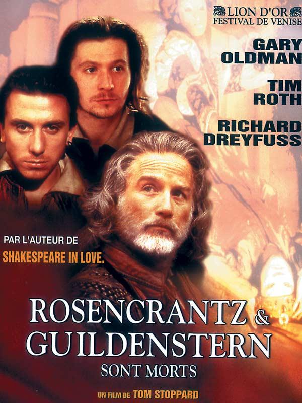 Rosencrantz Guildenstern High Resolution Stock Photography