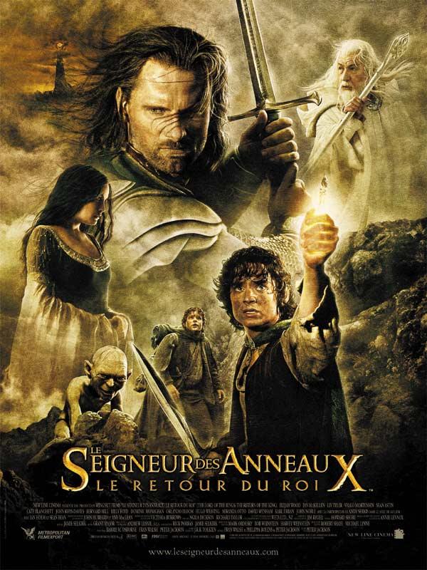Le Seigneur Des Anneaux Le Retour Du Roi : seigneur, anneaux, retour, Achat, Seigneur, Anneaux, Retour, AlloCiné