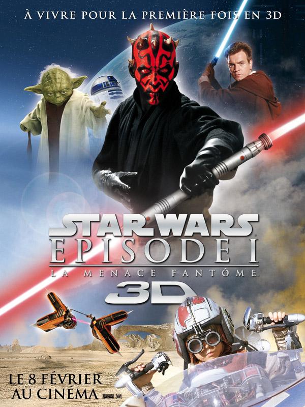 Star Wars La Menace Fantôme : menace, fantôme, Achat, Episode, Menace, Fantôme, AlloCiné
