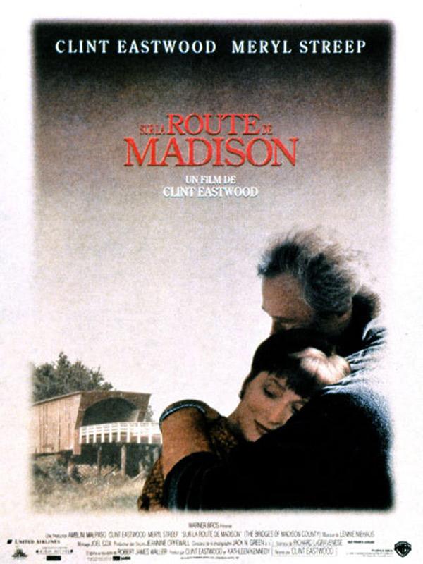 Sur La Route De Madison Film Complet En Francais Gratuit En Ligne : route, madison, complet, francais, gratuit, ligne, Route, Madison, AlloCiné