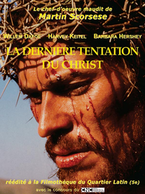 La Passion Du Christ Streaming : passion, christ, streaming, Dernière, Tentation, Christ, AlloCiné