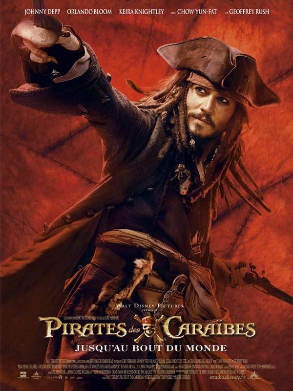 Regarder Pirates Des Caraibes 1 : regarder, pirates, caraibes, Pirates, Caraïbes, Jusqu'au, Monde, AlloCiné