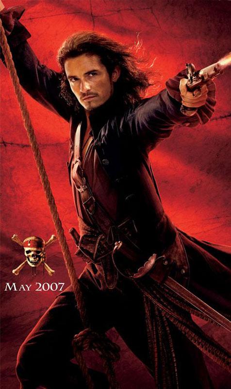 Jusqu Au Bout Du Monde Pirate Des Caraibes : jusqu, monde, pirate, caraibes, Affiche, Pirates, Caraïbes, Jusqu'au, Monde, Photo, AlloCiné