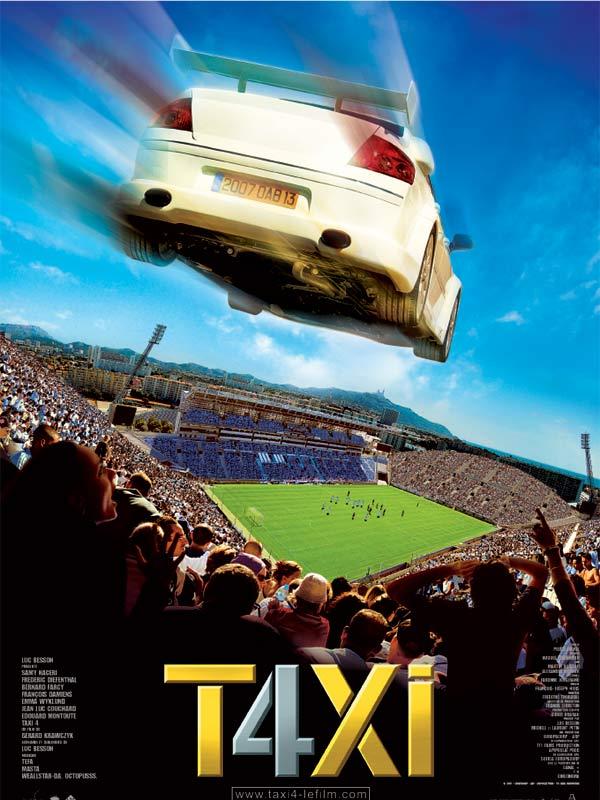 Taxi 4 Film Complet : complet, AlloCiné