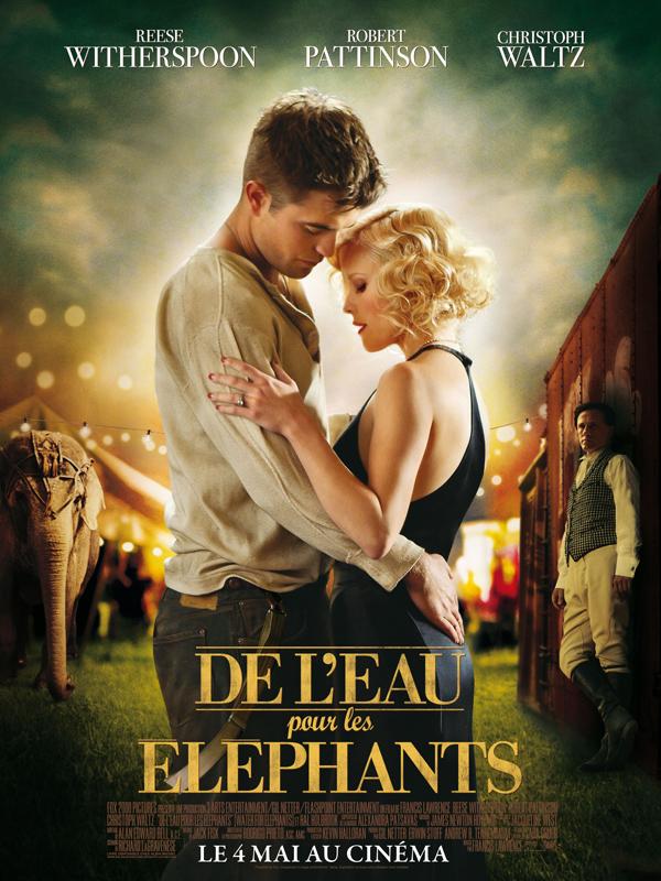 De l'eau pour les éléphants - film - 2011 - Résumé