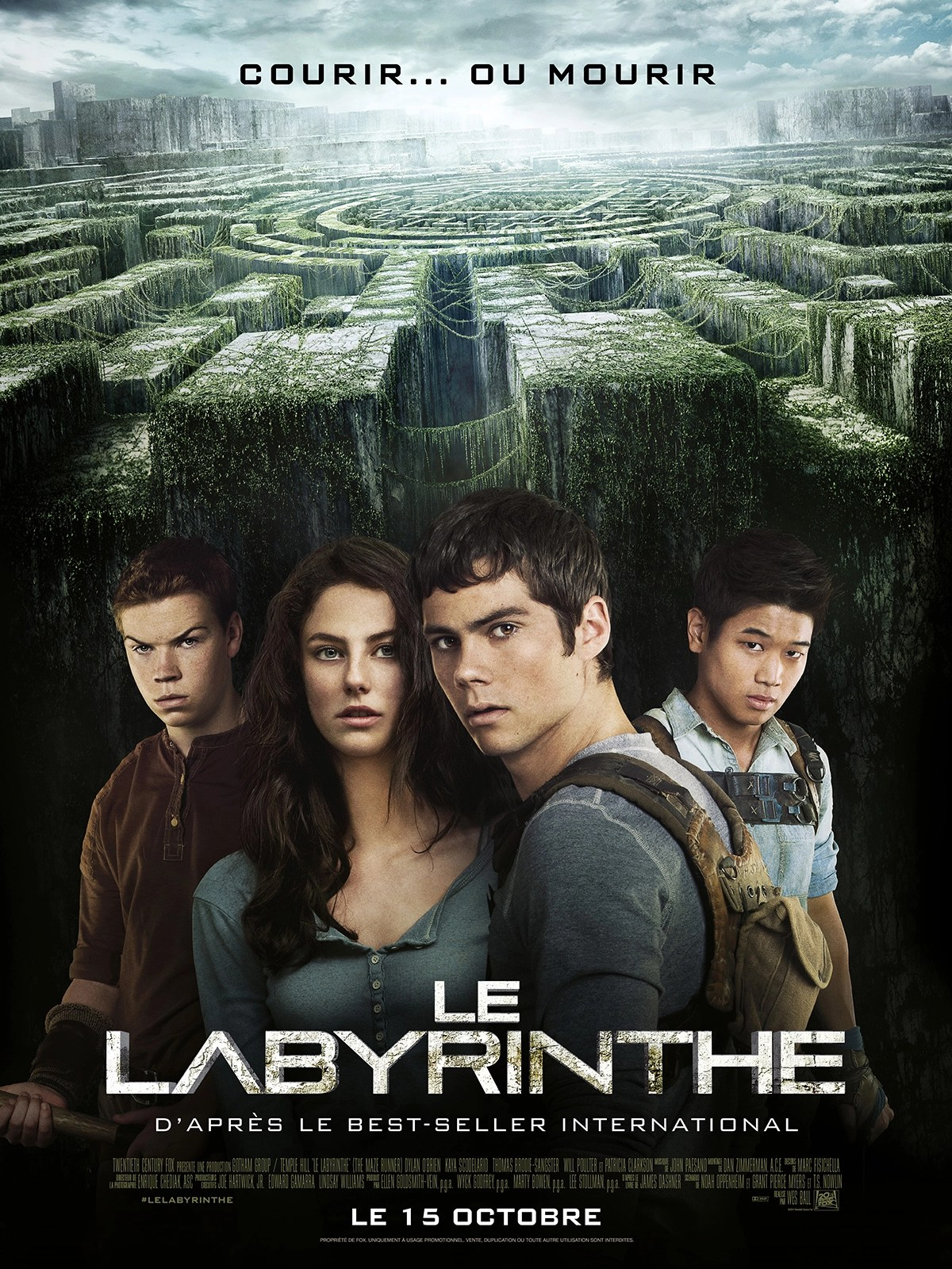 Le Labyrinthe 1 Film Complet En Francais : labyrinthe, complet, francais, Labyrinthe, AlloCiné