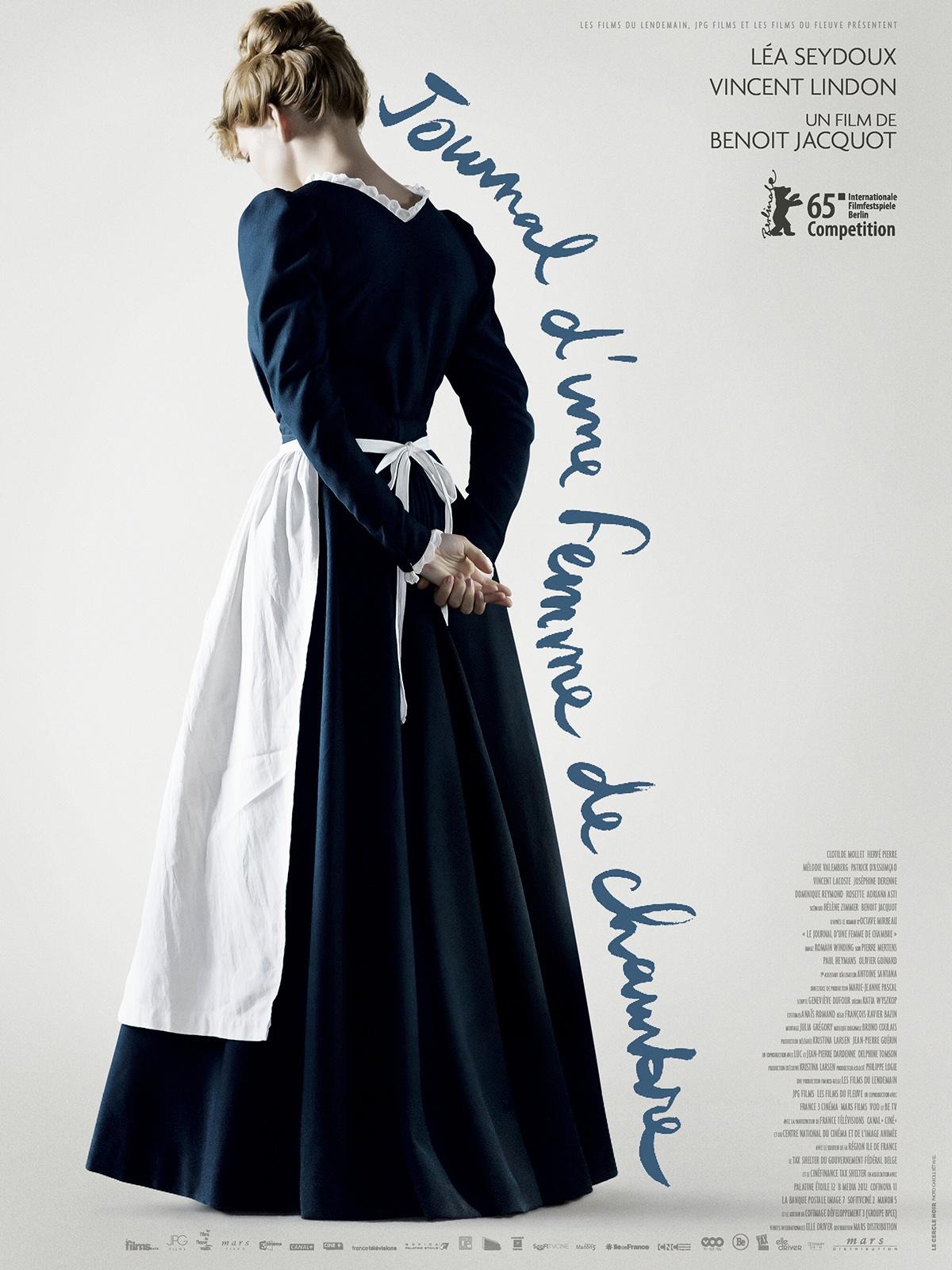 Femme De Chambre En Anglais : femme, chambre, anglais, Journal, D'une, Femme, Chambre, AlloCiné