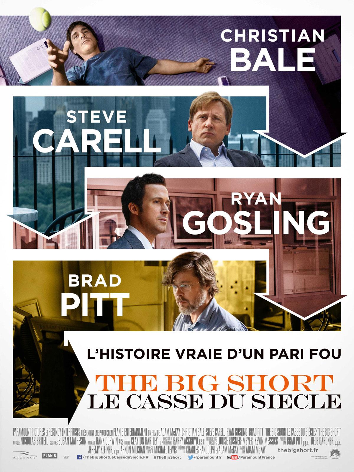 """Résultat de recherche d'images pour """"the big short"""""""