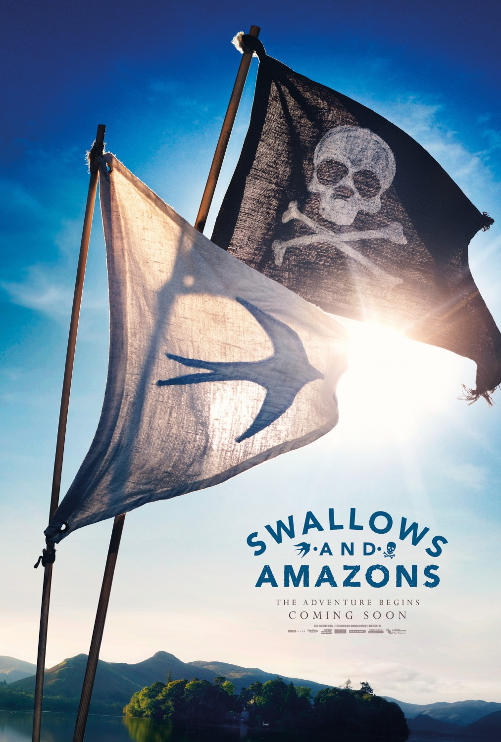 Swallows And Amazons Français HDRiP