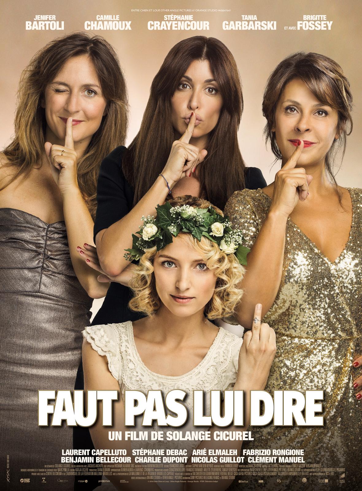 Faut pas lui dire Français HDRiP