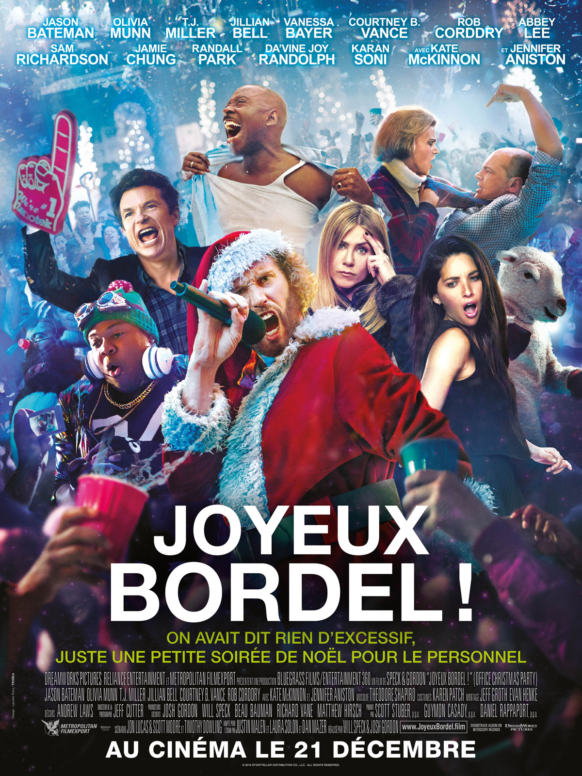 Joyeux bordel ! Truefrench BRRiP