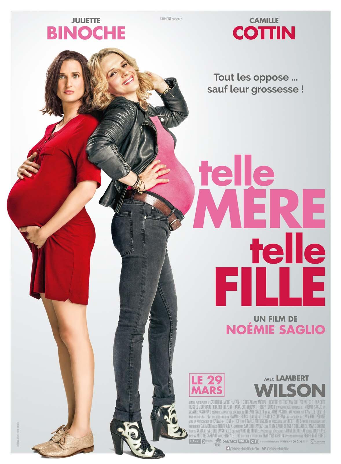 Telle Mère, Telle Fille Français HDRiP