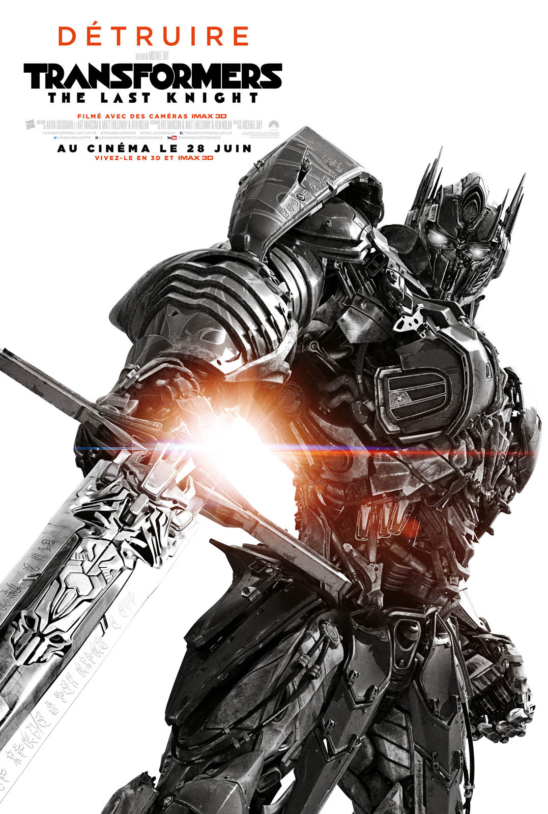 Transformers: The Last Knight Français HDRiP