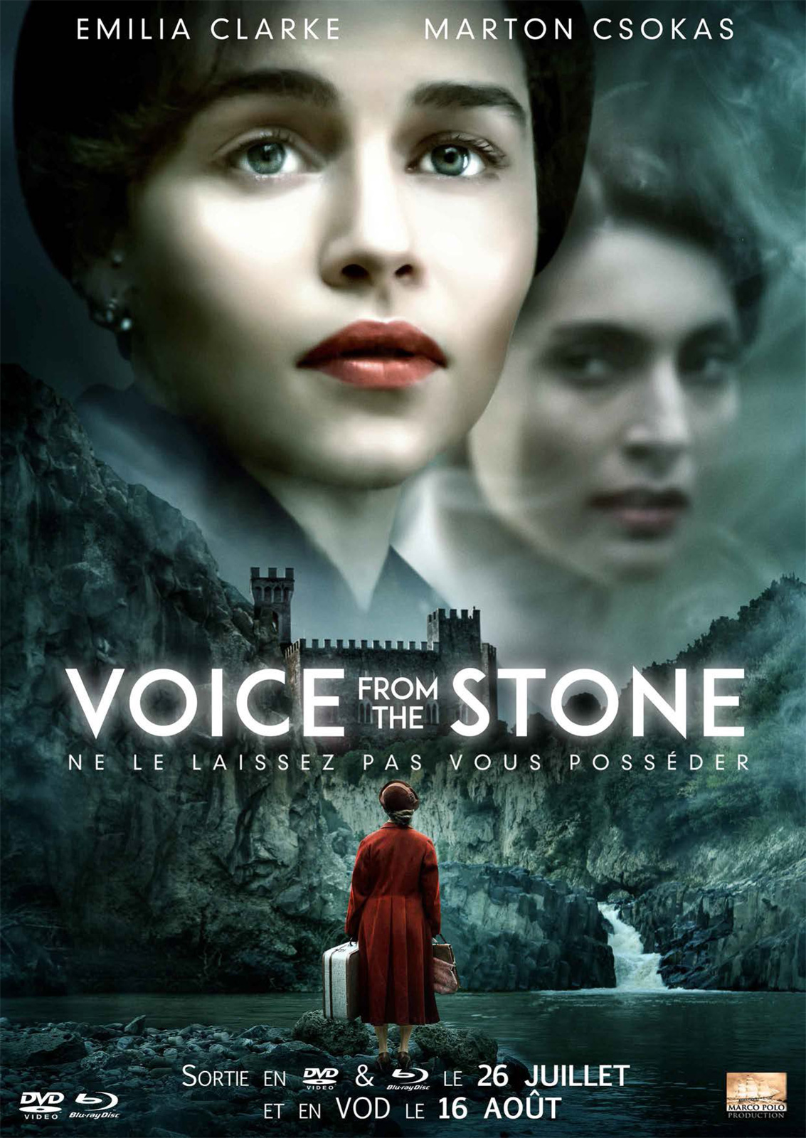 Voice From the Stone Français BDRiP