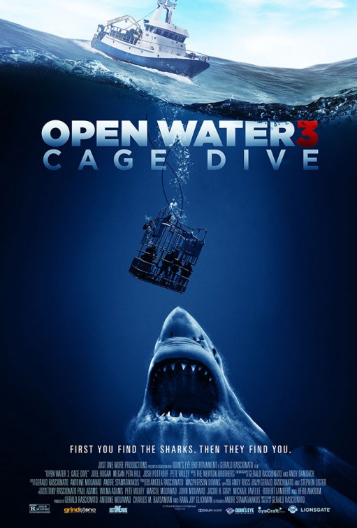 Open Water 3: Cage Dive Français WEB-DL