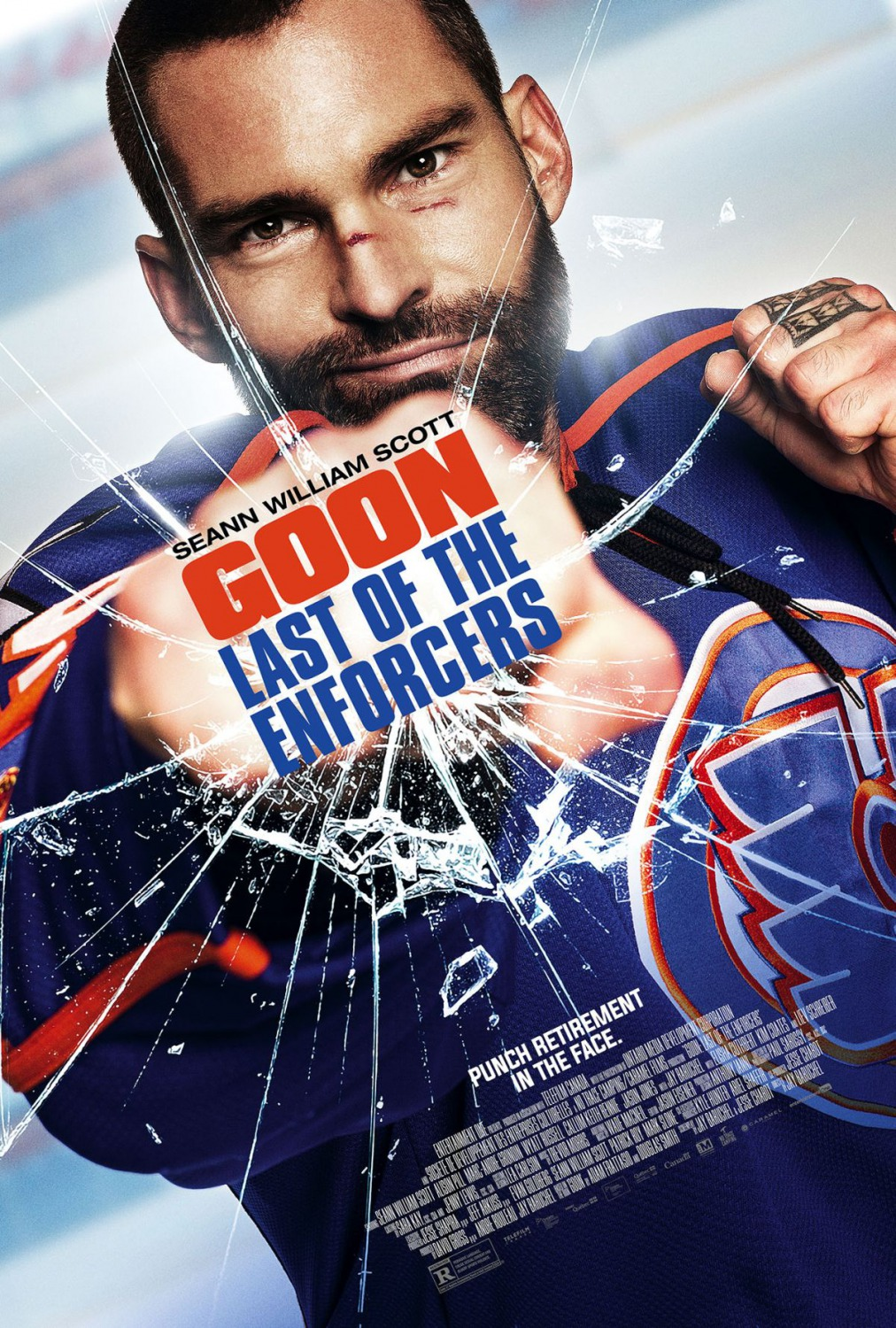 Goon: Last of the Enforcers Français BDRiP