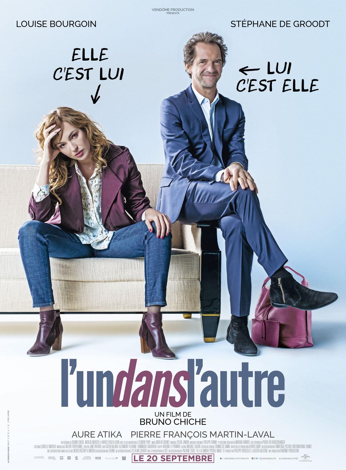 L\`un dans l\`autre Français HDRiP