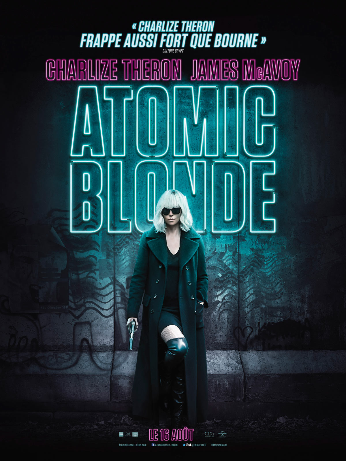 Atomic Blonde Français HDRiP