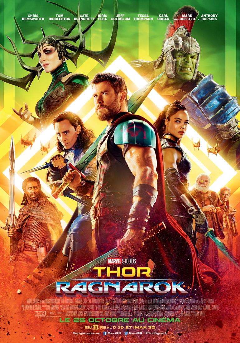 Thor : Ragnarok Français HDRiP