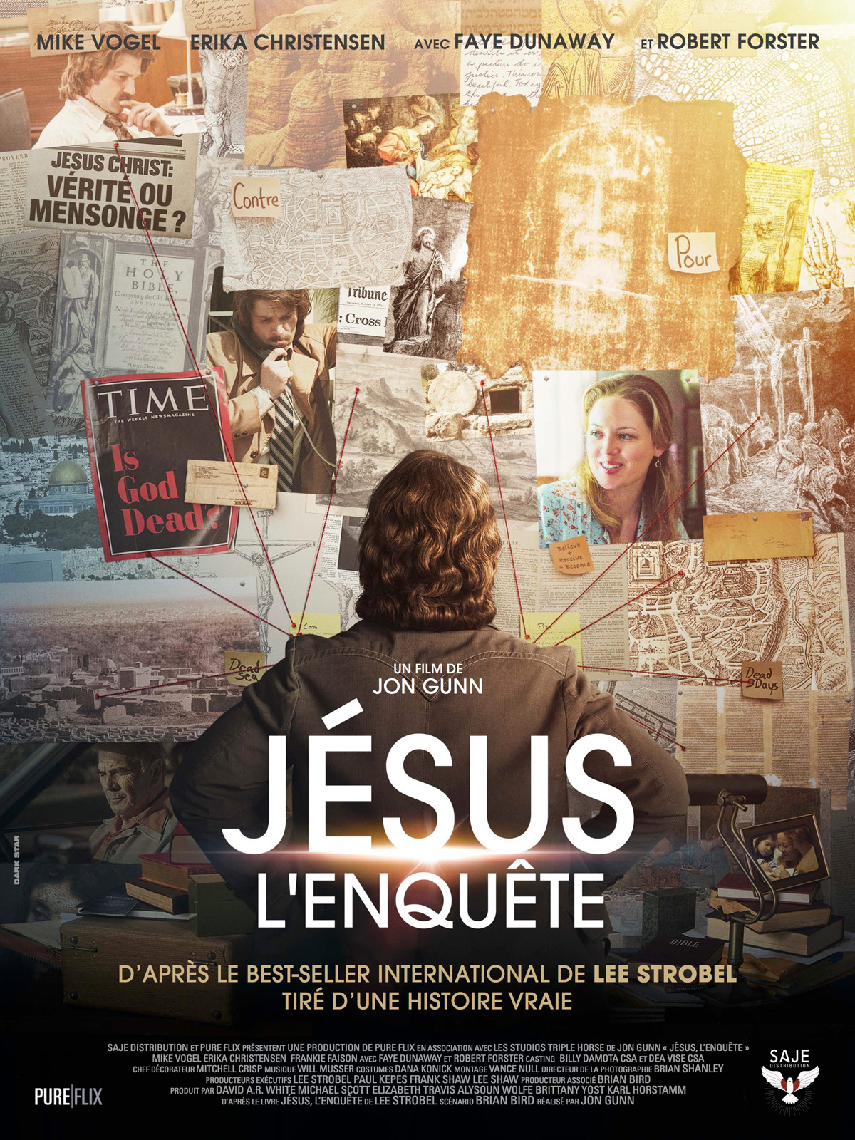Image result for jesus l'enquete