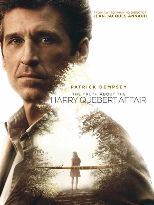 La Vérité Sur L'affaire Harry Quebert Film : vérité, l'affaire, harry, quebert, Vérité, L'affaire, Harry, Quebert, Série, AlloCiné