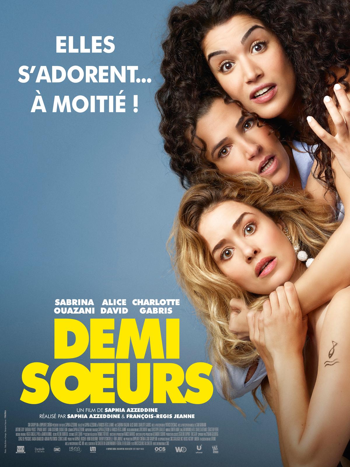 Demi-sœurs Streaming : demi-sœurs, streaming, Demi-sœurs, Streaming, Complet, Francais
