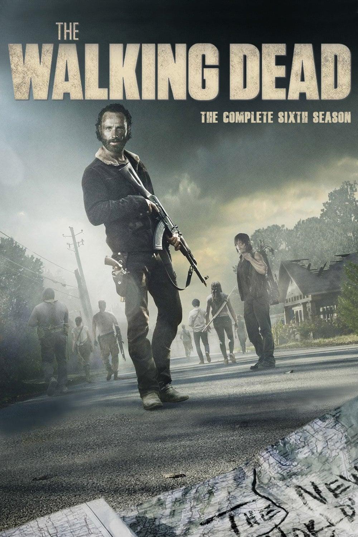 The Walking Dead Saison 6 : walking, saison, Walking, Saison, AlloCiné