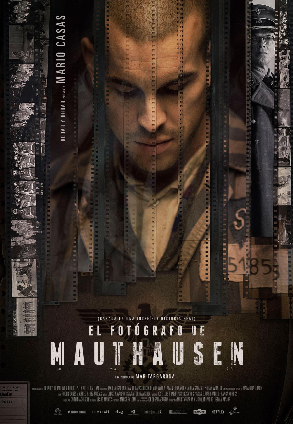 Le Photographe De Mauthausen Film : photographe, mauthausen, Photographe, Mauthausen, AlloCiné
