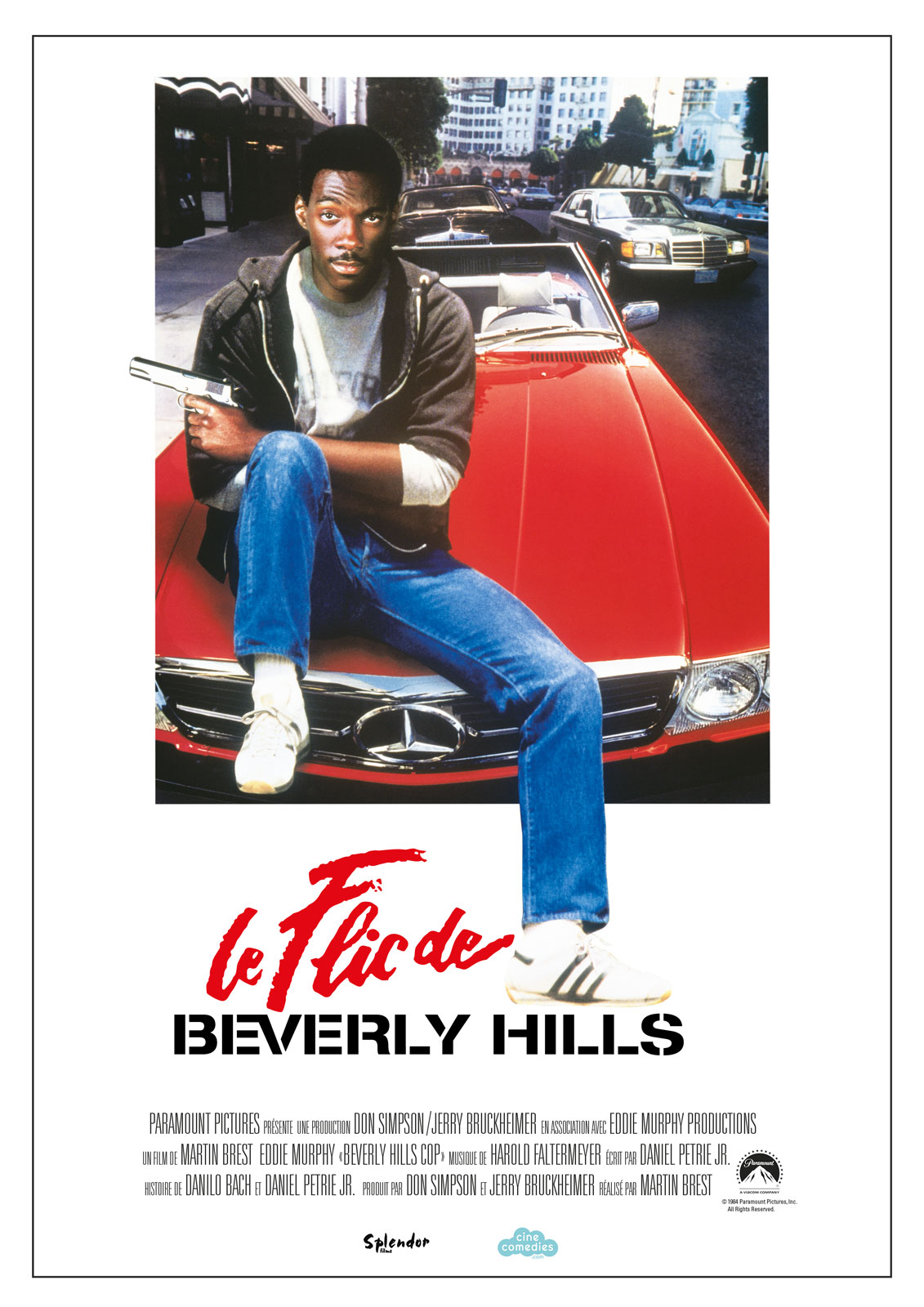 Le Flic De Beverly Hills 2 Streaming : beverly, hills, streaming, Beverly, Hills, AlloCiné