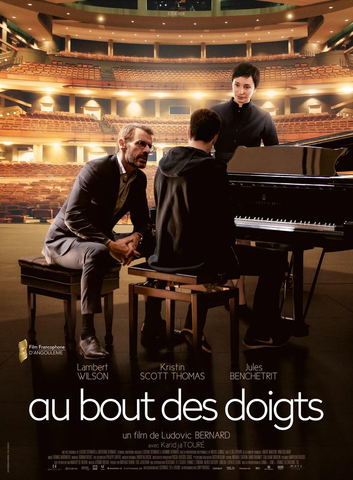 Musique Du Film Le Pianiste : musique, pianiste, Doigts, AlloCiné