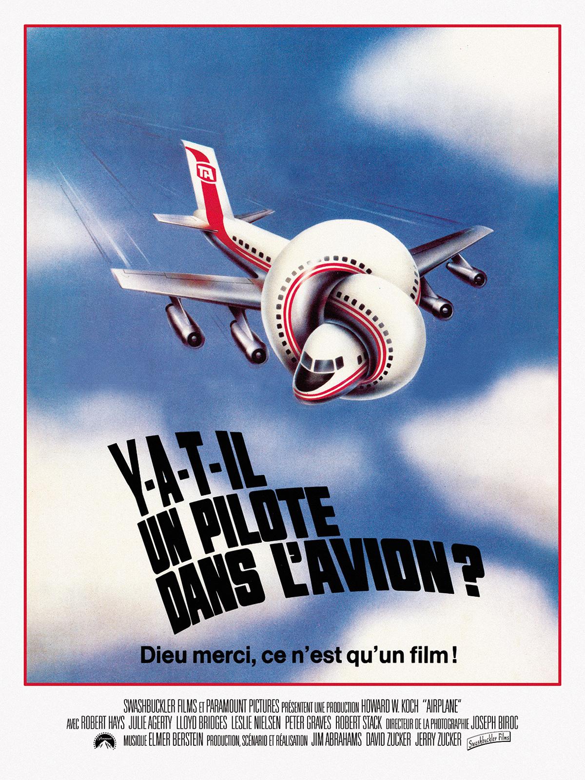 Comme Un Avion Streaming : comme, avion, streaming, A-t-il, Pilote, L'avion, AlloCiné