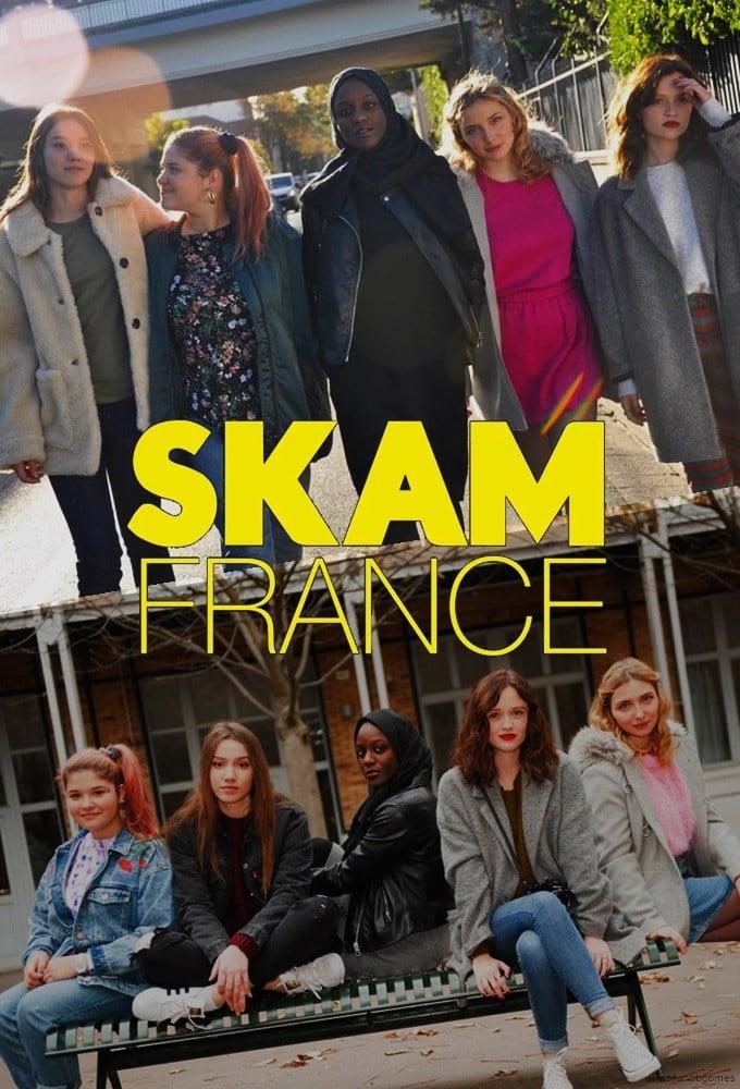 Skam France Saison 5 : france, saison, France, Saison, AlloCiné